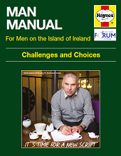 Cover of the Man Manual for Men's Health Week 2015